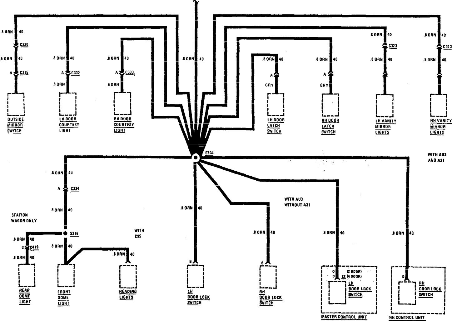 91 buick regal fuse panel  buick  auto fuse box diagram