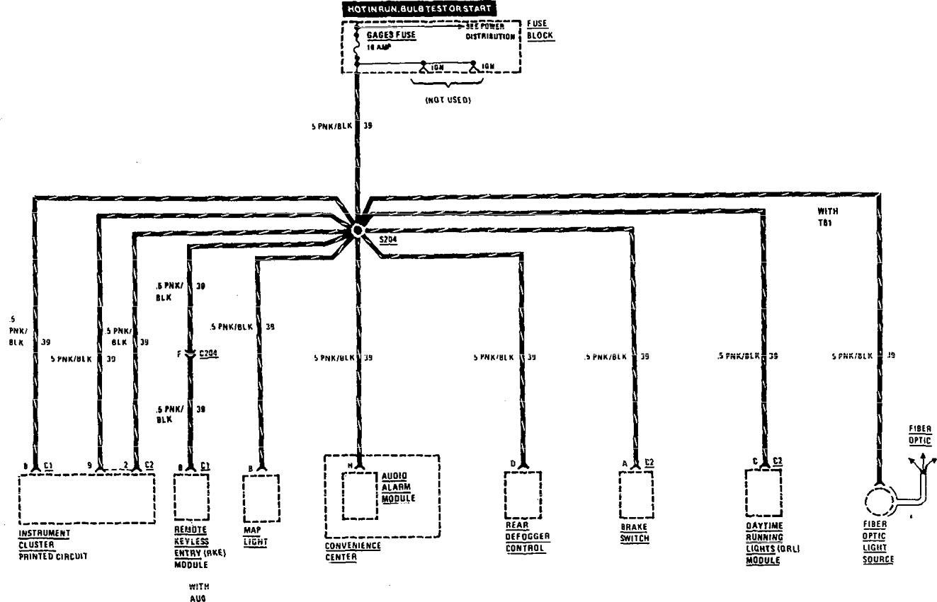 1991 cadillac wiring diagram buick century 1991 wiring diagrams fuse panel