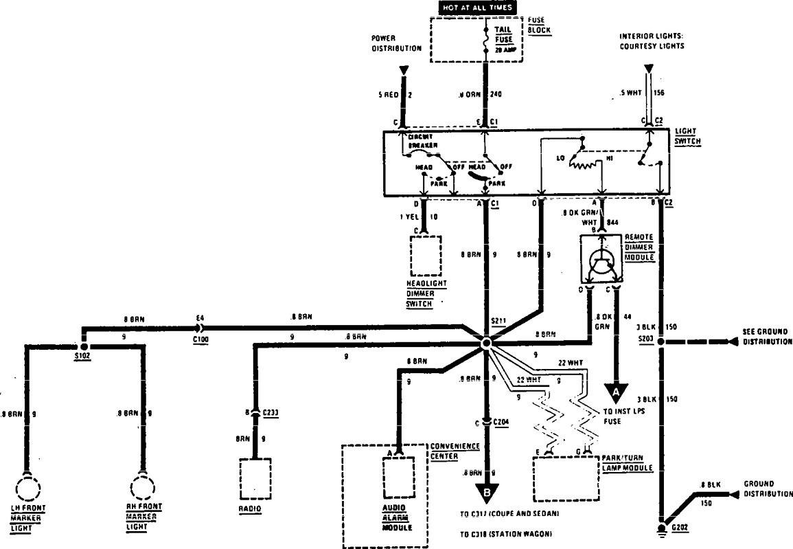1990 buick century wiring diagram   wiring diagram 171 area  bds.comform.it