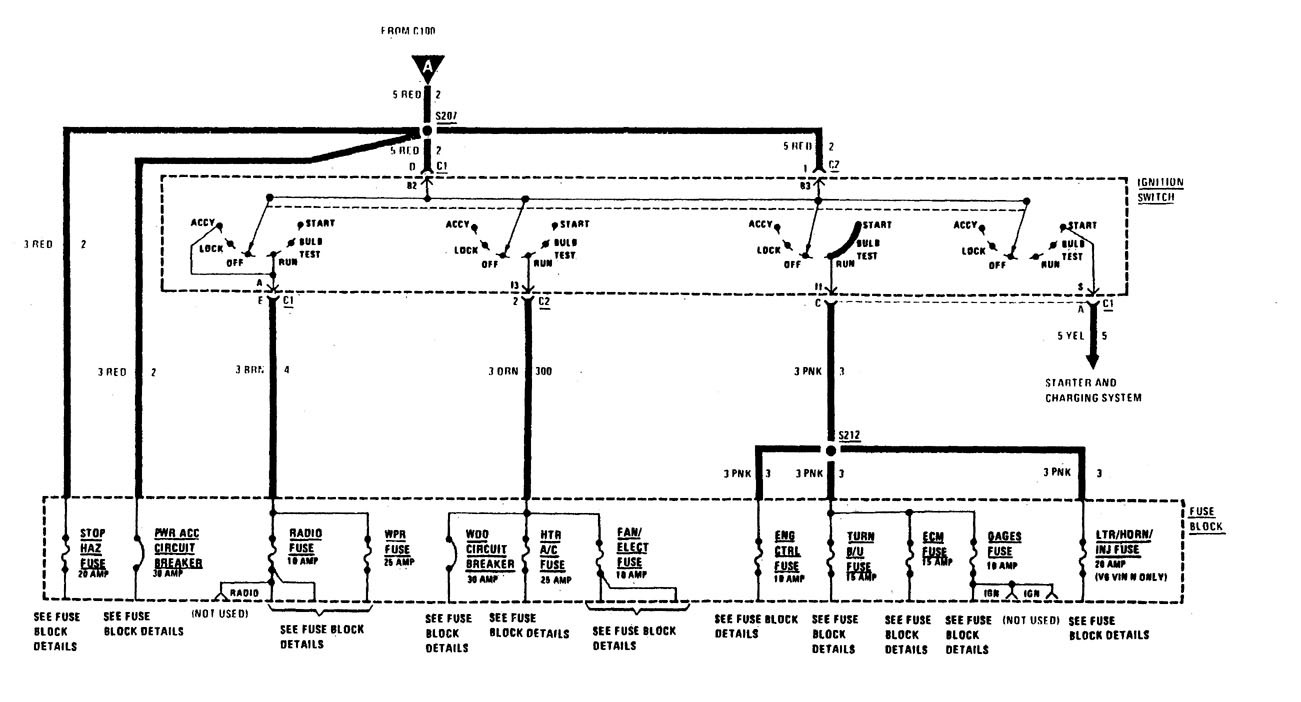 Buick Century Wiring Diagram Power Distribution Car Fuse Box 1990 Diagrams Rh Carknowledge Info 2004
