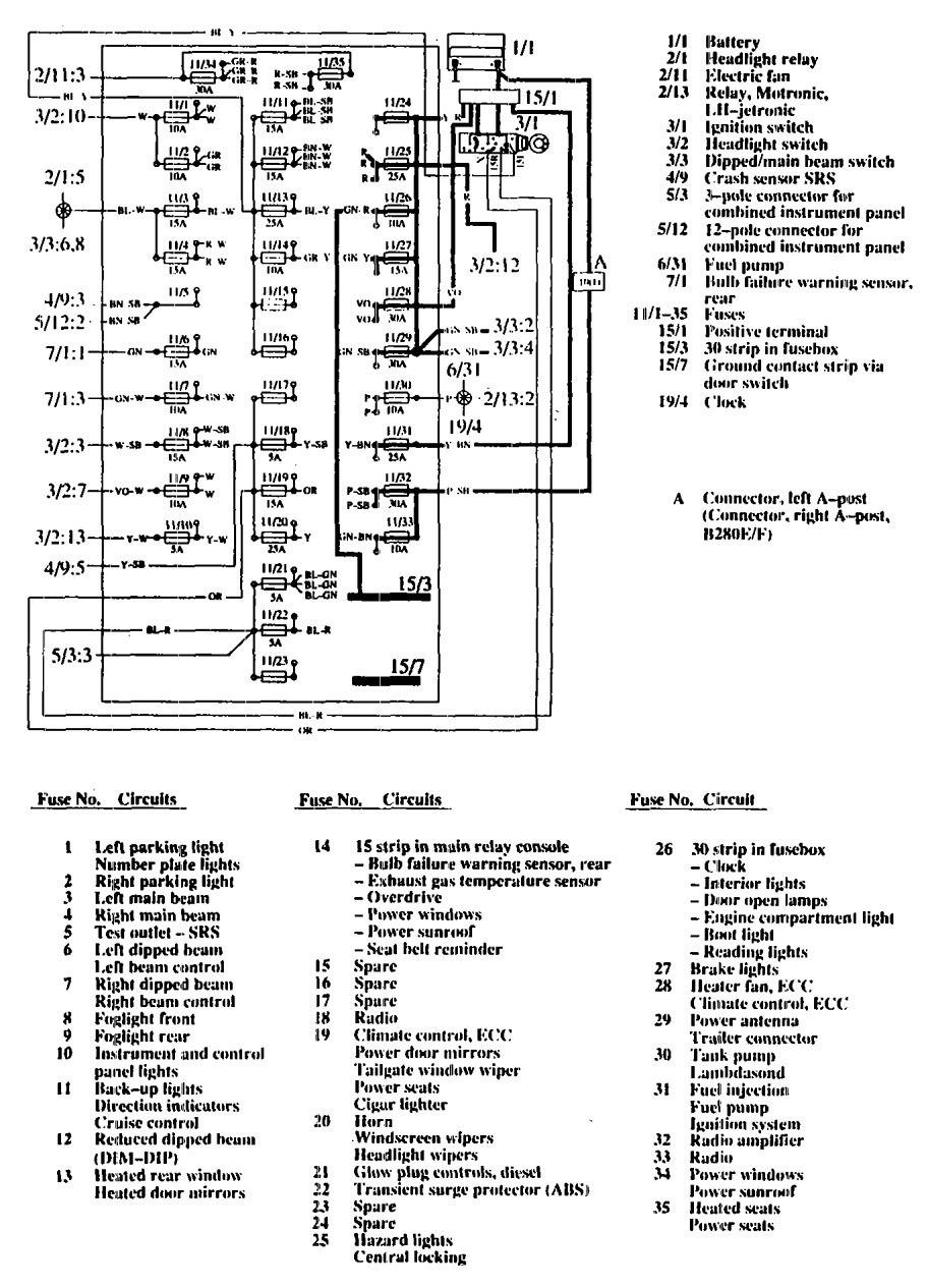 volvo 760 engine diagram