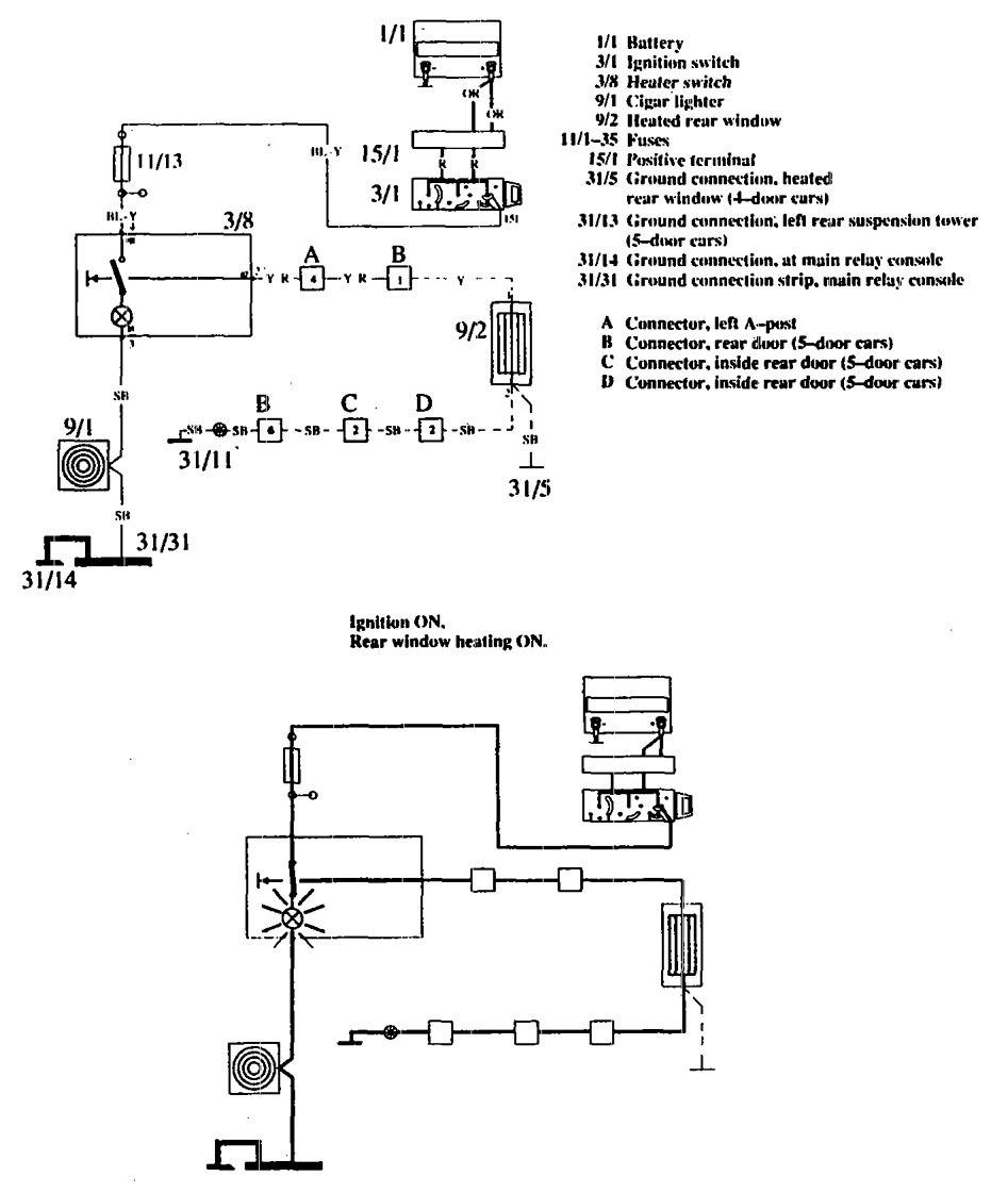 Volvo 760 Wiring Diagram - Diagrams online on