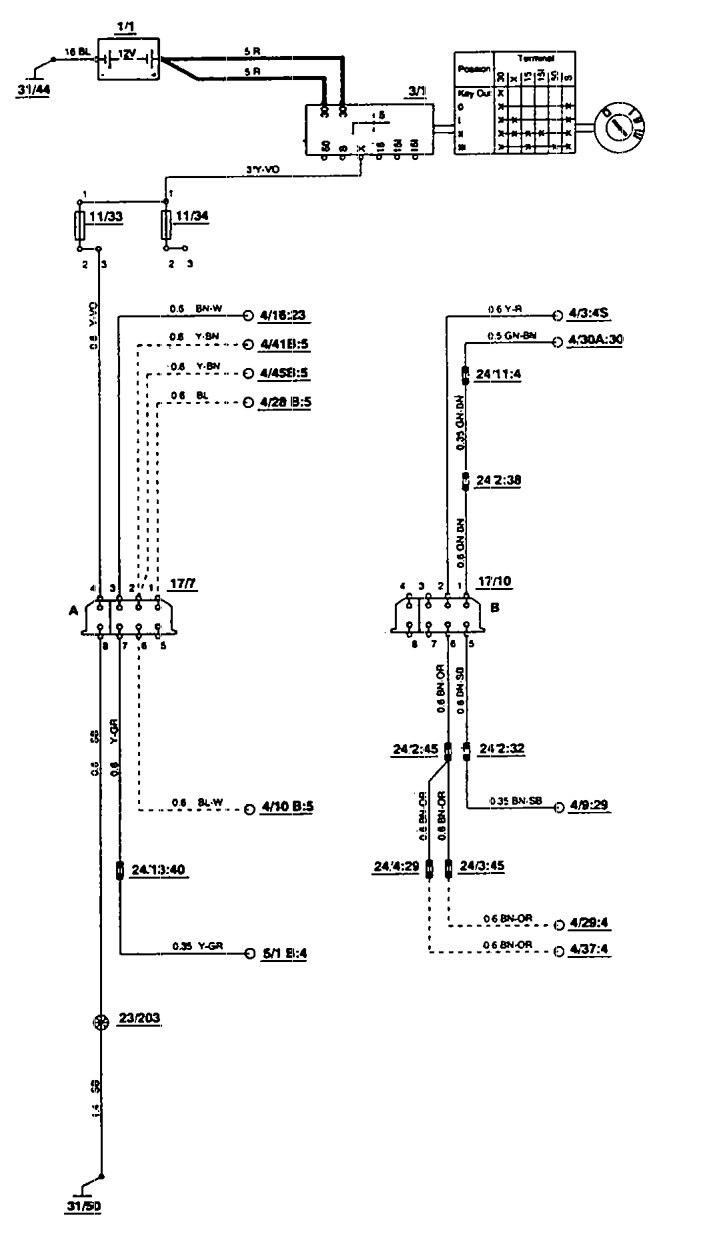 Contemporary Volvo 850 Radio Wiring Diagram Photos Electrical