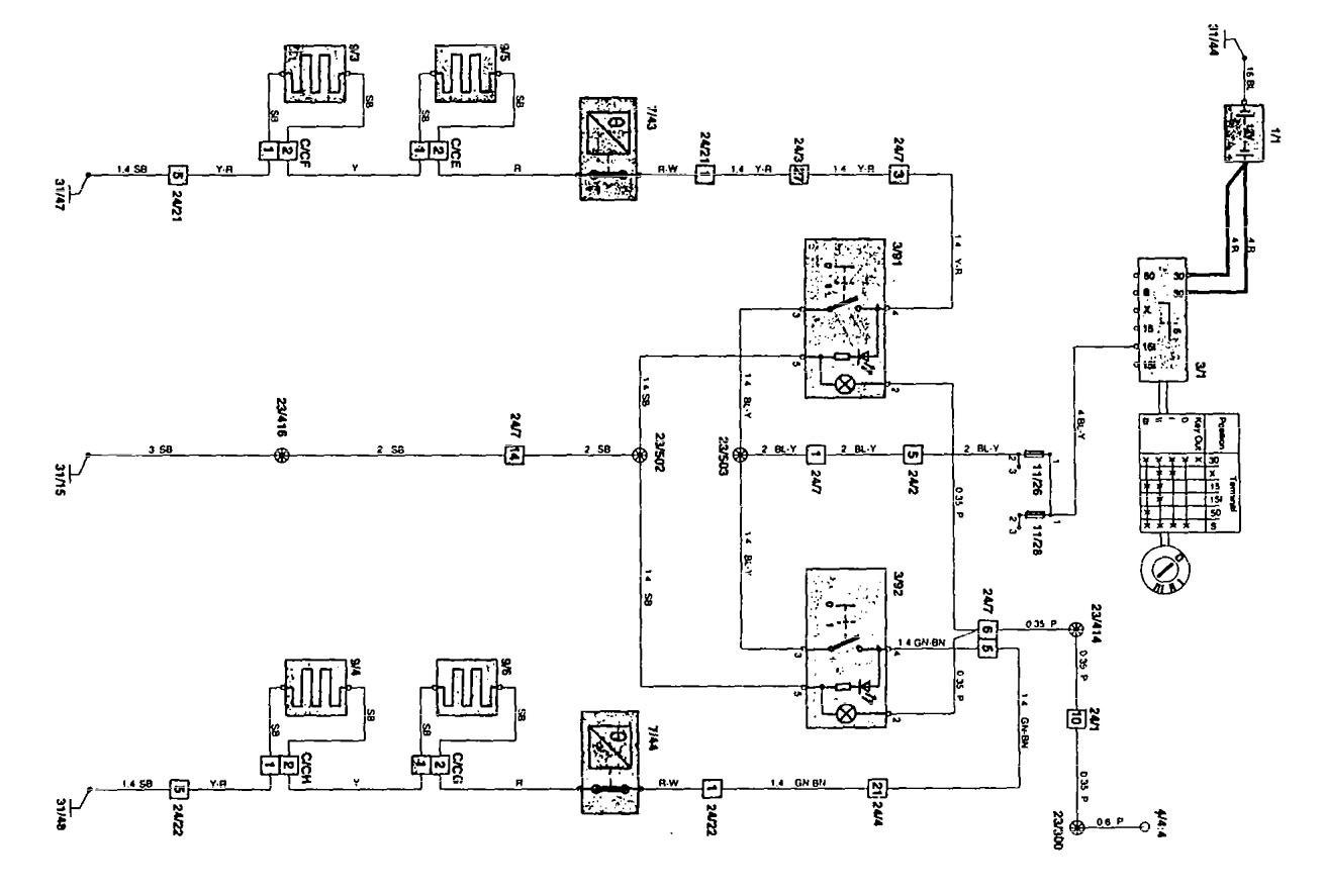 1995 Volvo 850 Wiring Diagram - Wiring Diagrams