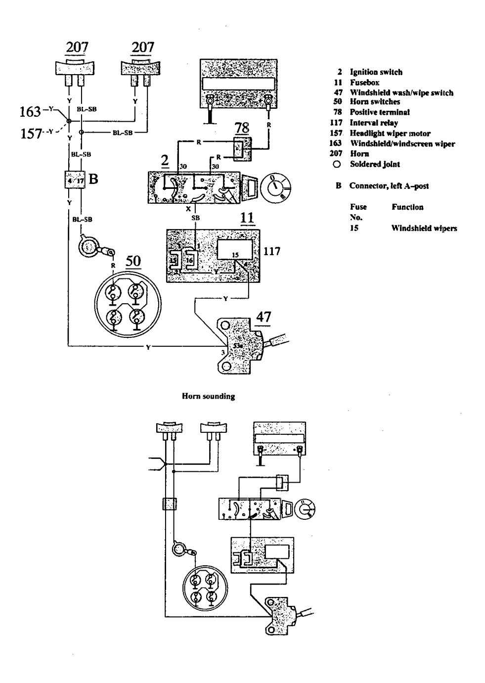 volvo 940 1991 wiring diagrams horn carknowledge rh carknowledge info 1992 Volvo 940 Radio Wiring 1992 Volvo 940 Radio Wiring