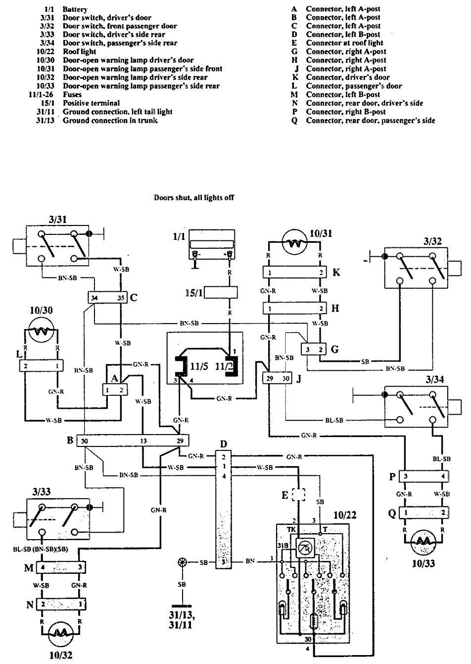 Interior Lights Wiring Diagram For 1993 Corvette Worksheet And 1986 Radio Schematic Diagrams Rh Ogmconsulting Co 1994