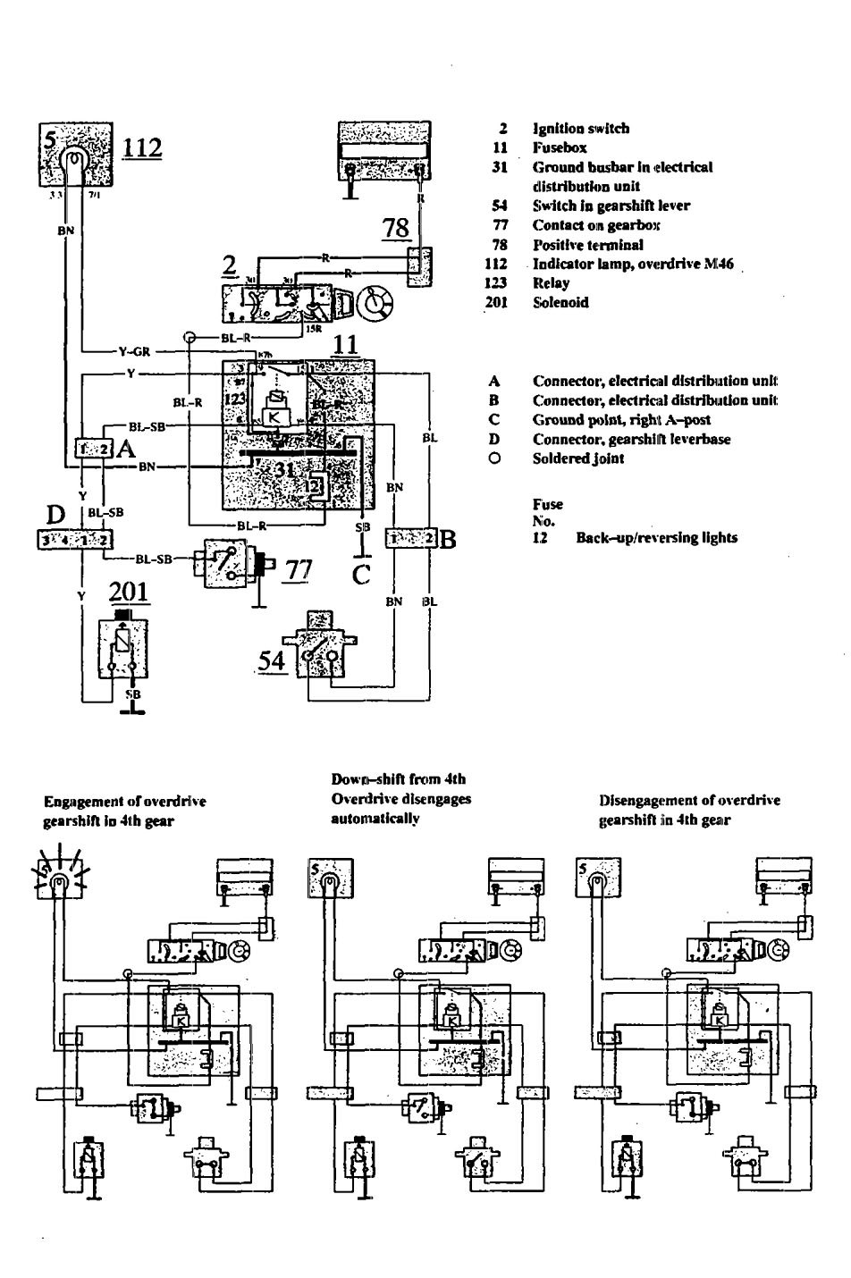Volvo 940 Wagon 1993 Overdrive Fuse Diagram Books Of Wiring 960 1997 Fuel Filter Location Data