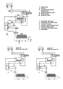 volvo-940-wiring-diagram-rear-window-defogger-v1-1991-214x300 Volvo Wiring Diagram on 30 amp wiring diagram, 1999 volvo s70 radio wiring diagram, spa air dpdt switch wiring diagram, 1992 volvo 240 wiring diagram,