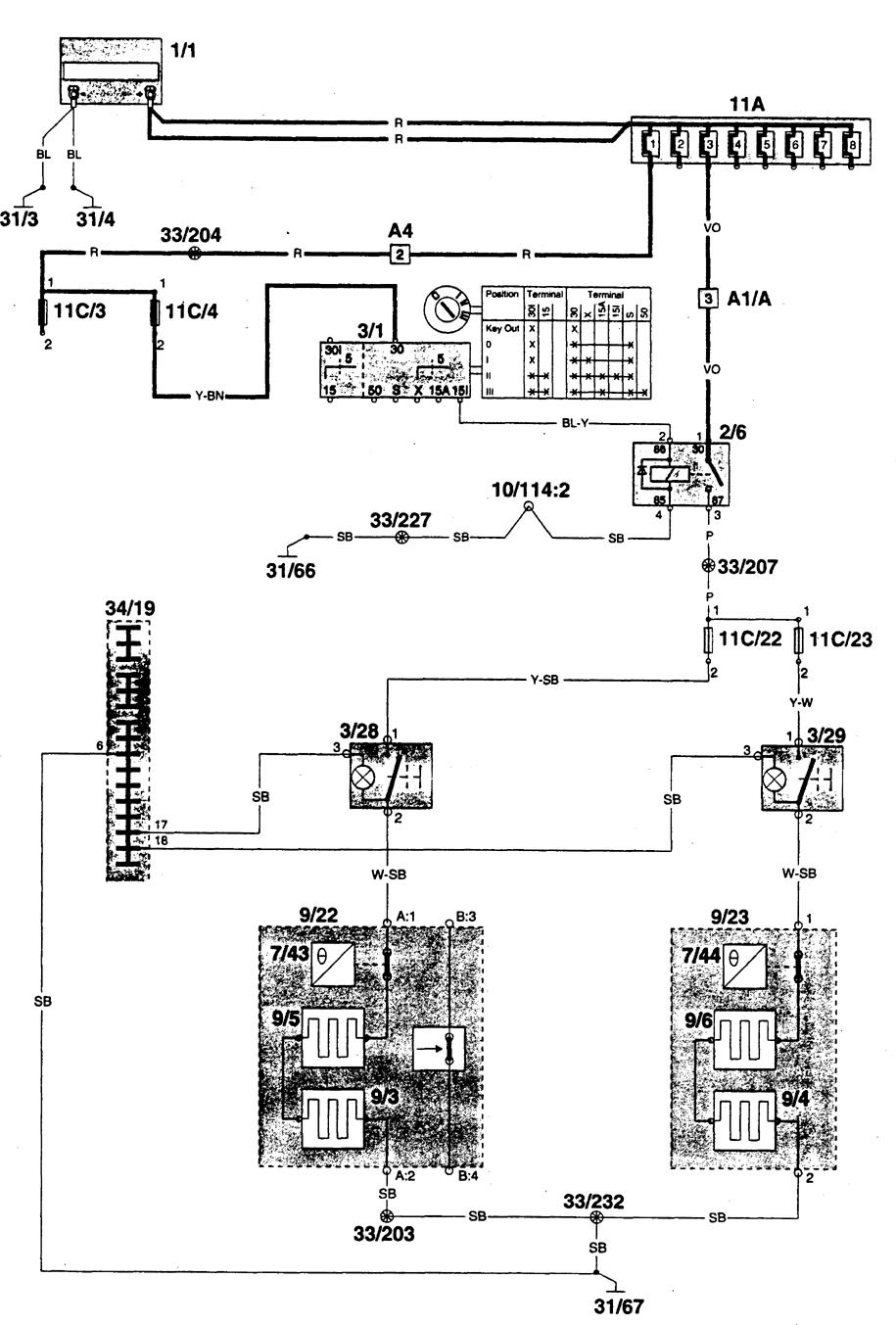 331 Bobcat Fuse Box Great Design Of Wiring Diagram 753 Location Block Excavator Parts 325