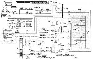 1997 volvo 850 engine diagram 1997 volvo 960 wiring diagram