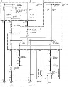 acura tl wiring diagram cooling fans 1 2007 233x300 acura tl (2007 2008) wiring diagrams cooling fans carknowledge 2007 acura tl wiring diagram at soozxer.org