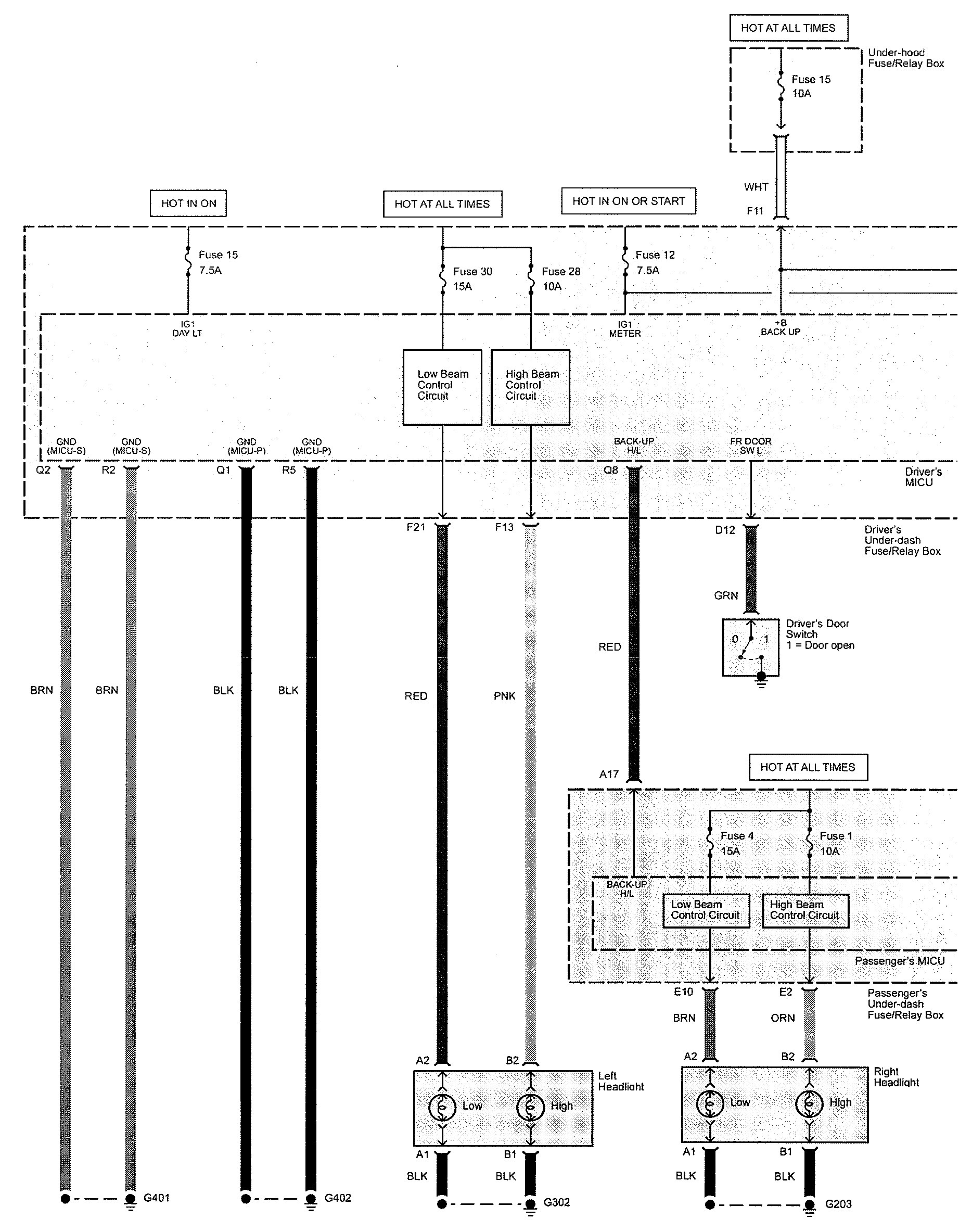 2009 Pt Cruiser Wire Schematic Great Design Of Wiring Diagram Exterior Lighting 2007 48 2001 Chrysler 2006