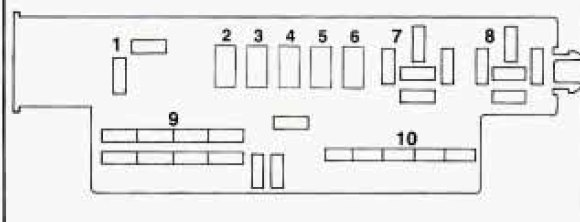 Oldsmobile Silhouette 1995 Fuse Box Diagram Carknowledge