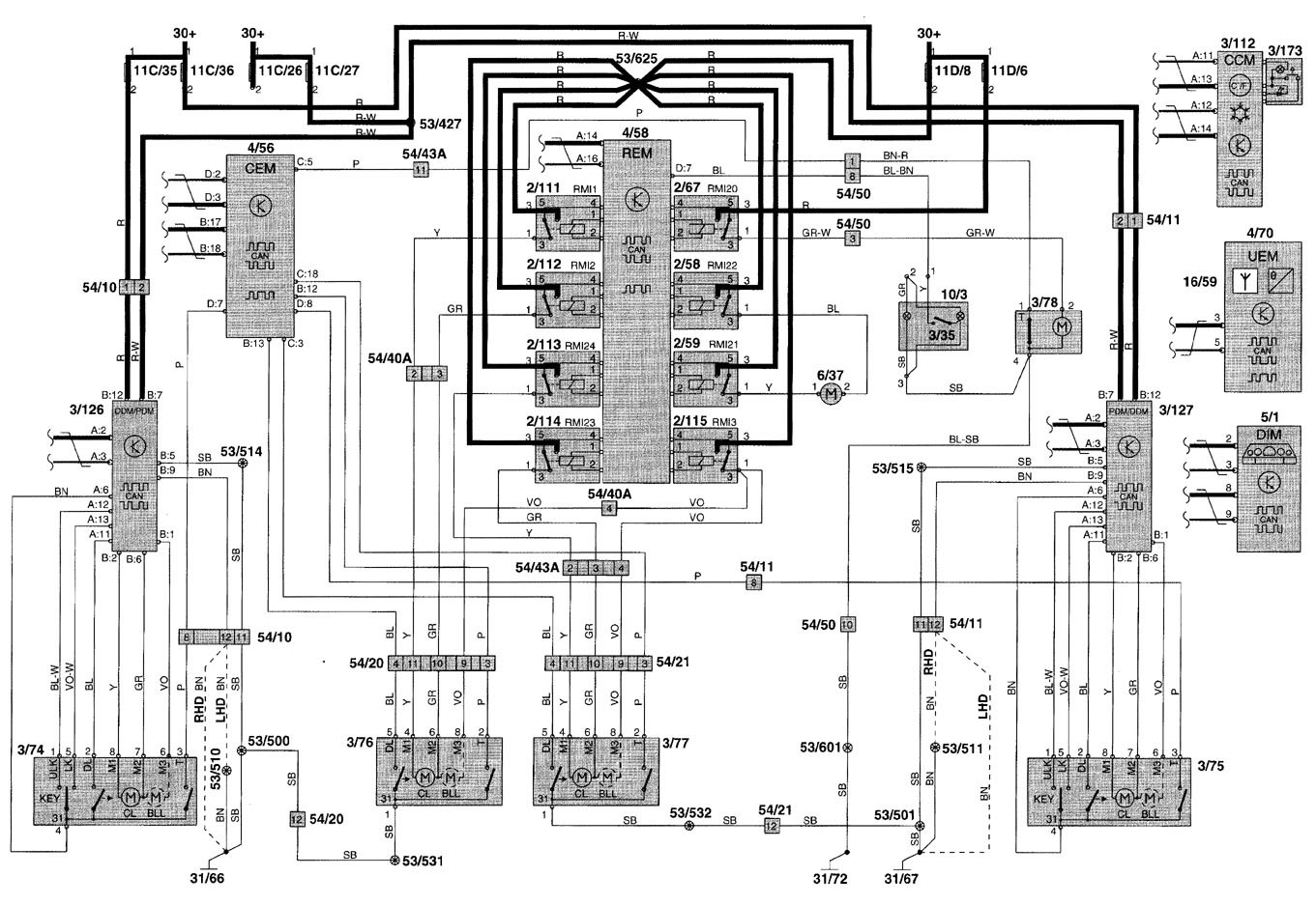 Volvo V70 Wiring Diagram 2001 - Data Wiring Pair sum-repetition -  sum-repetition.newmorpheus.it | Volvo V70 Ignition Wiring Diagram |  | newmorpheus.it