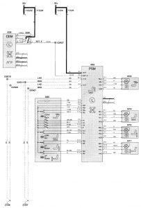 [DIAGRAM_1JK]  Volvo V70 (2001 - 2002) - wiring diagrams - power seat - Carknowledge.info | Volvo V70 Tail Light Wiring Diagram |  | Carknowledge.info