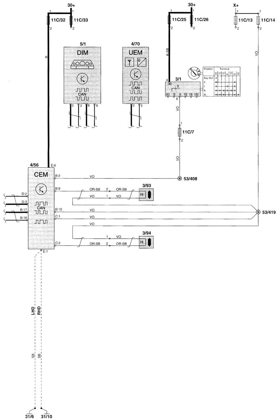 Seat Belt Wiring Diagram 2000 Volvo S70   Schematic Diagram Volvo Seat Wiring Schematic on takeuchi wiring schematic, vw bug wiring schematic, western star wiring schematic, new holland wiring schematic, gmc wiring schematic, yanmar wiring schematic, hyundai wiring schematic, international harvester wiring schematic, vespa wiring schematic, ford wiring schematic, thermo king tripac wiring schematic, yamaha wiring schematic, saturn wiring schematic, mack wiring schematic, jcb wiring schematic, prevost car wiring schematic, gem car wiring schematic, kia wiring schematic, am general wiring schematic, john deere wiring schematic,