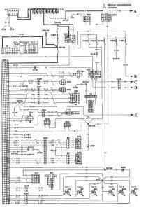 Volvo V90 (1997 - 1998) - wiring diagrams - fuel controls -  Carknowledge.info | 1997 Volvo Wiring Diagrams |  | Carknowledge.info