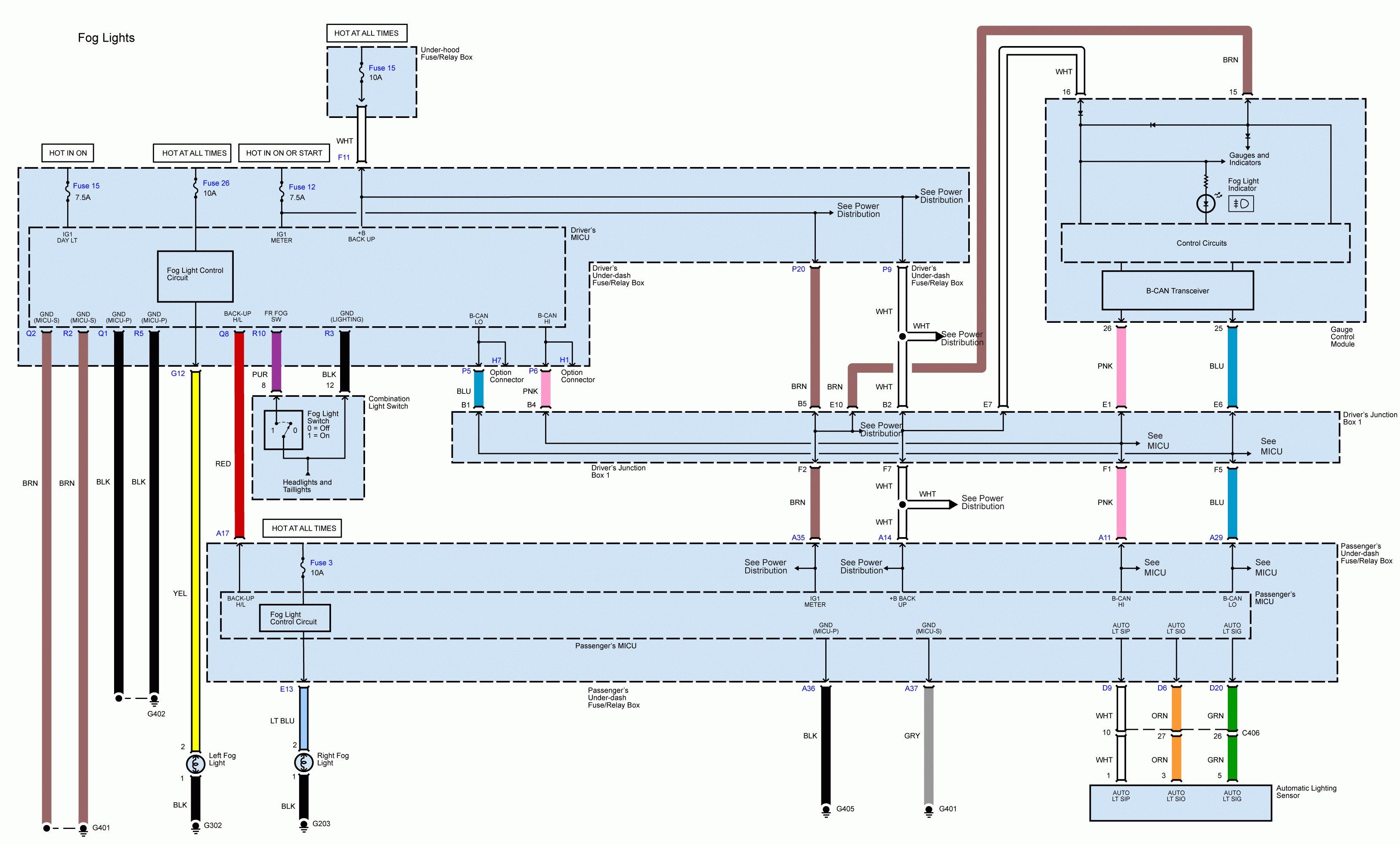 Acura TL (2011) - wiring diagrams - exterior lighting ... on cigarette lighter diagram, fog machine, chevy hhr diagram, headlight adjustment diagram, 2006 hhr parts diagram, mazda 3 parts diagram, a/c compressor diagram, f150 trailer plug diagram, telephone network diagram, solex carburetor diagram, spark plugs diagram, steering box diagram, switch diagram, chevy 4x4 actuator diagram, fuse box diagram, power steering pump diagram, ford expedition diagram, magneto ignition system diagram, 2002 ford f350 fuse panel diagram, egr valve diagram,