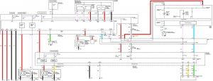 Acura TL - wiring diagram - headlamps