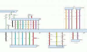 Acura TL - wiring diagram - HVAC controls (part 2)