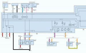 Acura TL - wiring diagram - instrumentation (part 1)