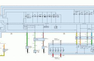 Acura TL - wiring diagram - instrumentation (part 2)