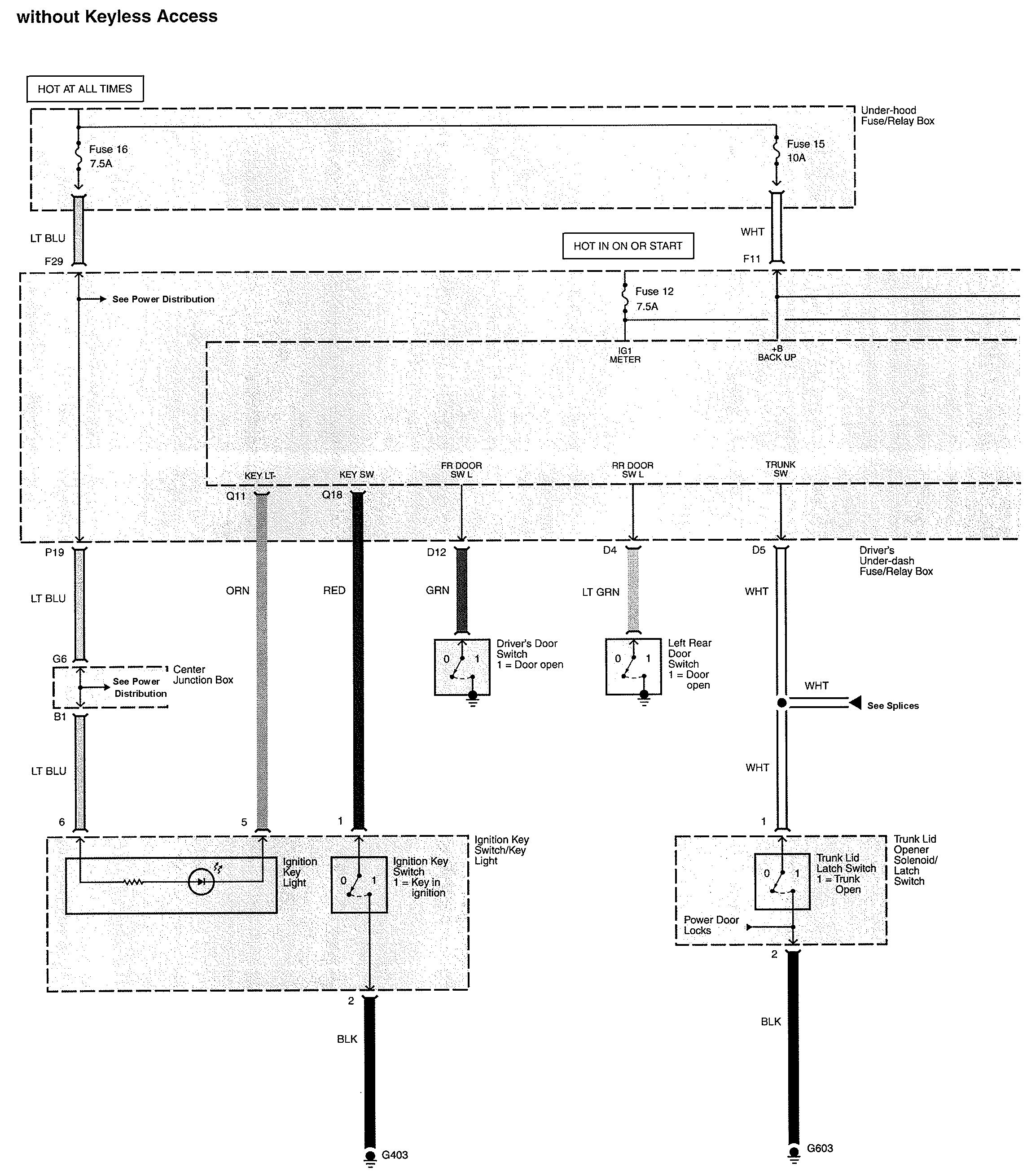 Wire Diagram 2010 Acura Tl Wiring Library For 1997 Rl Diagrams Maintenance Reminder System Rsx