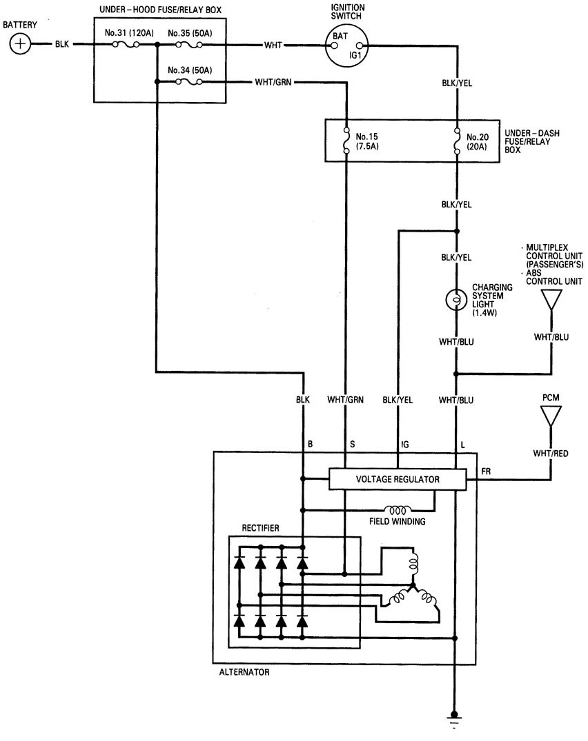 1999 2000 acura 32tl electrical troubleshooting wiring diagrams shop manual new