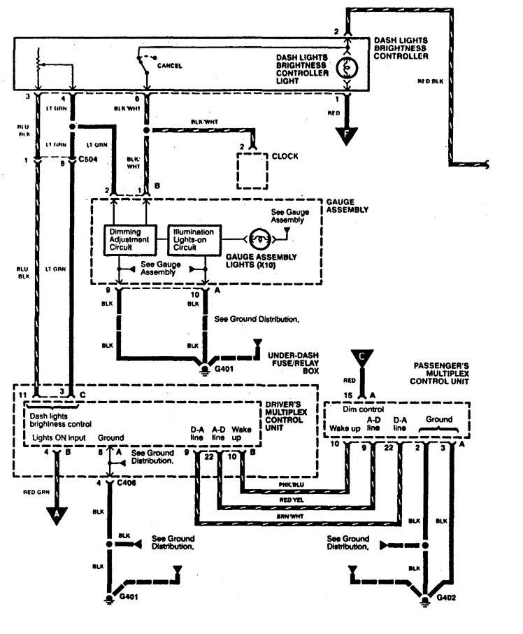 1998 acura rl wiring diagram wiring diagram meta wiring diagram 1997 acura rl acura rl wiring diagram #9