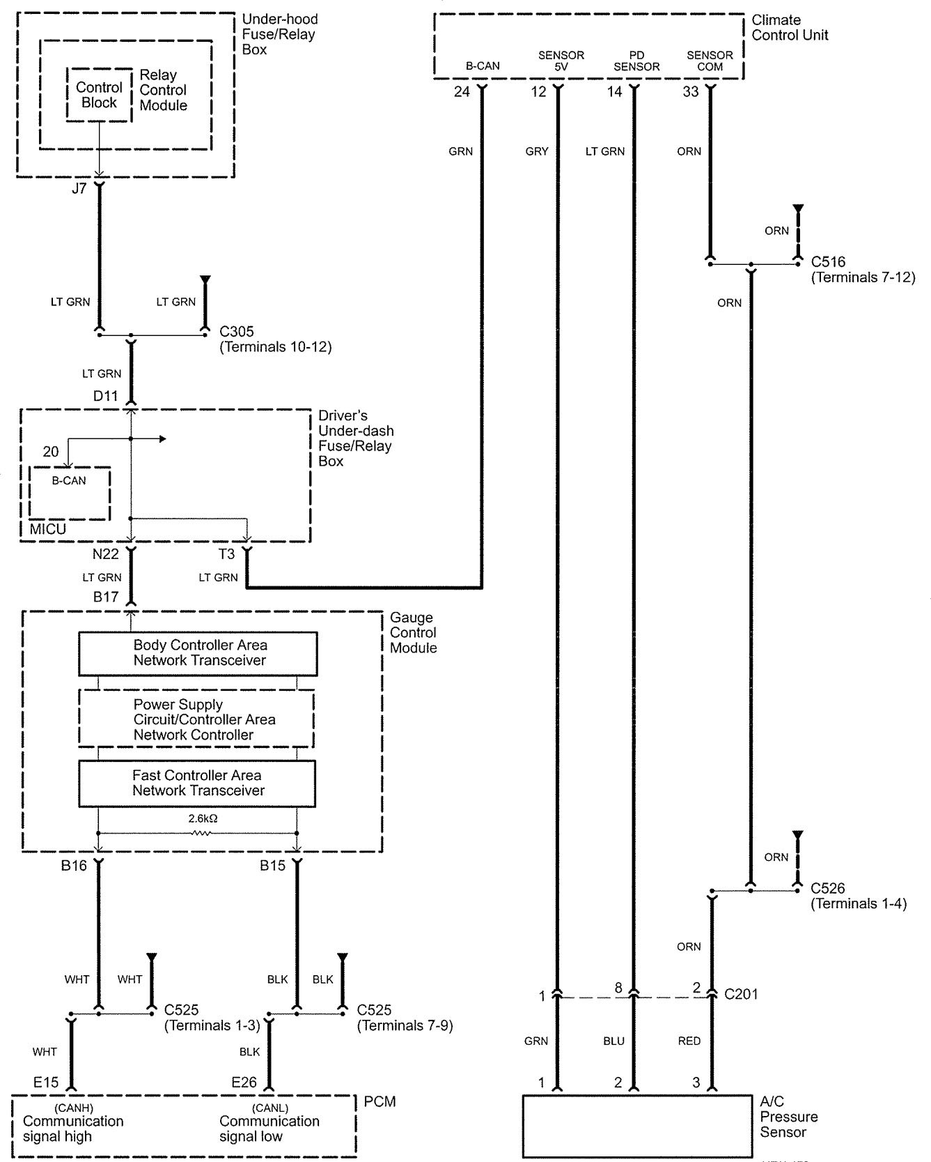 Acura Rl 2005 Wiring Diagrams Cooling Fans Carknowledge Engine Diagram System