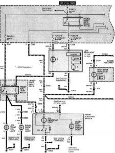 acura rl (1999) - wiring diagrams - headlamps - carknowledge 1999 acura rl wiring diagram acura rl wiring diagram pdf #9