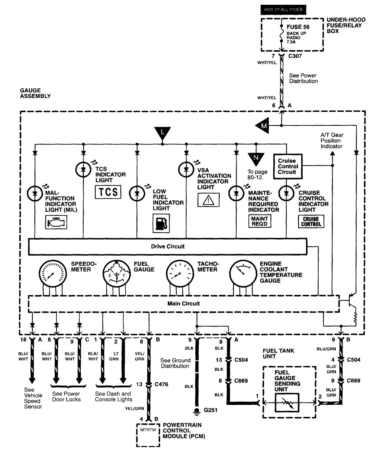 2004 Acura Rl Wiring Diagram Free For You 1998 Cl Images Gallery