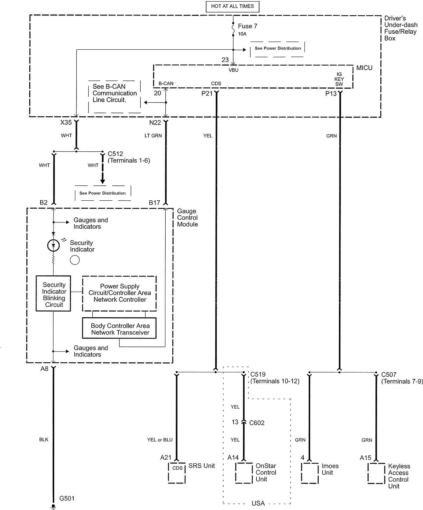 Acura RL (2005) - wiring diagrams - keyless entry - Carknowledge.info   Acura Rl Wiring Diagram      Carknowledge.info