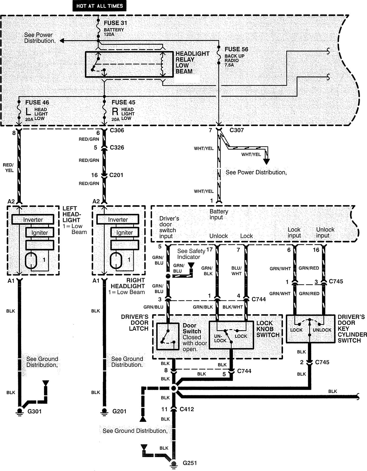 1999 Acura Rl Wiring Diagram Detailed Schematics 2004 Rsx Diagrams Security Anti Theft Carknowledge 2006