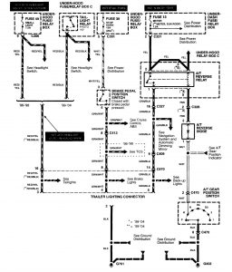 Acura Rl Wiring Diagram Trailer Camper Adapter X