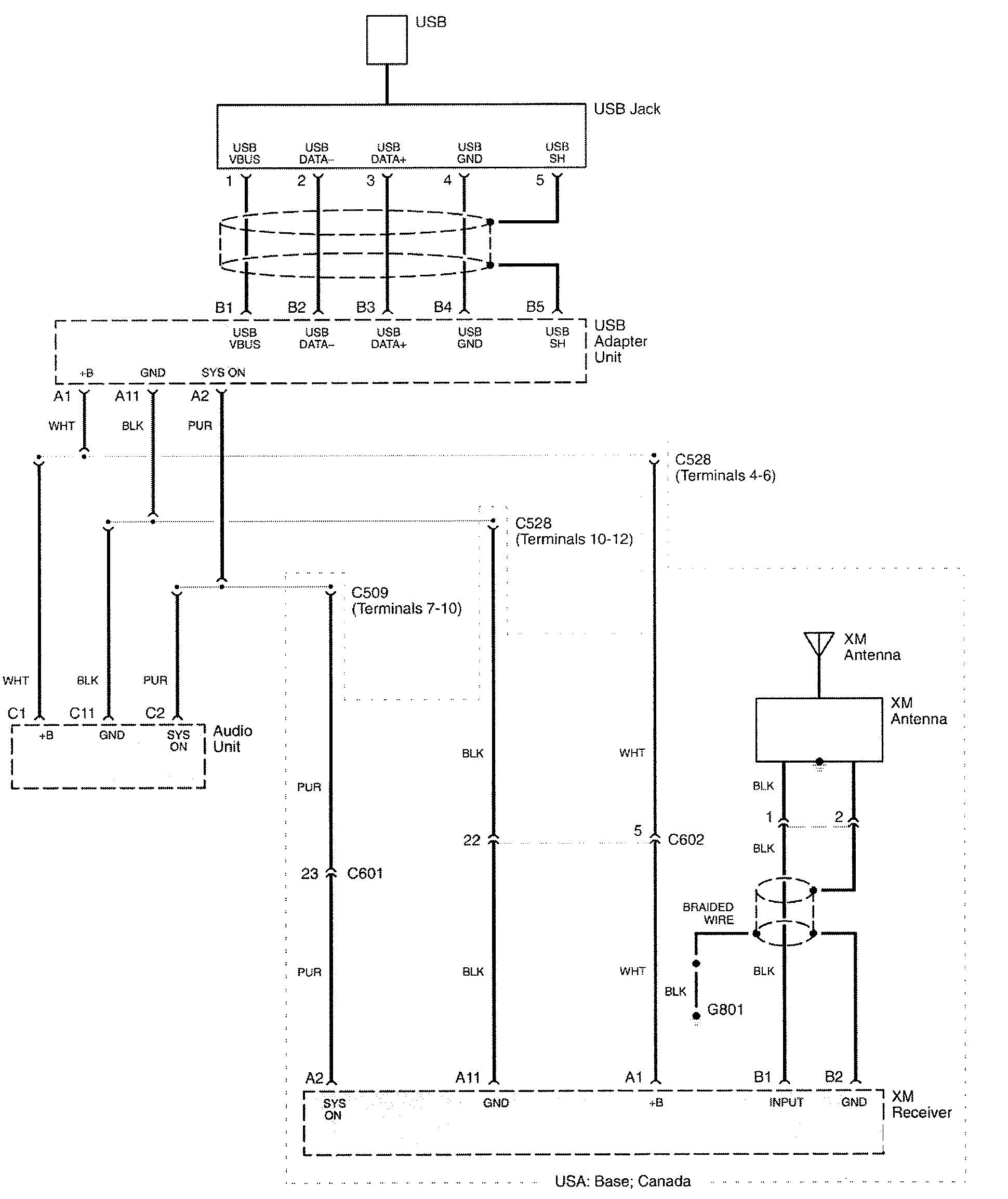 acura rl  2009 - 2010  - wiring diagrams
