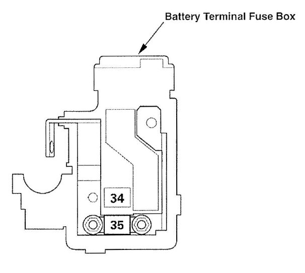 acura rl  2007 - 2008  - wiring diagrams