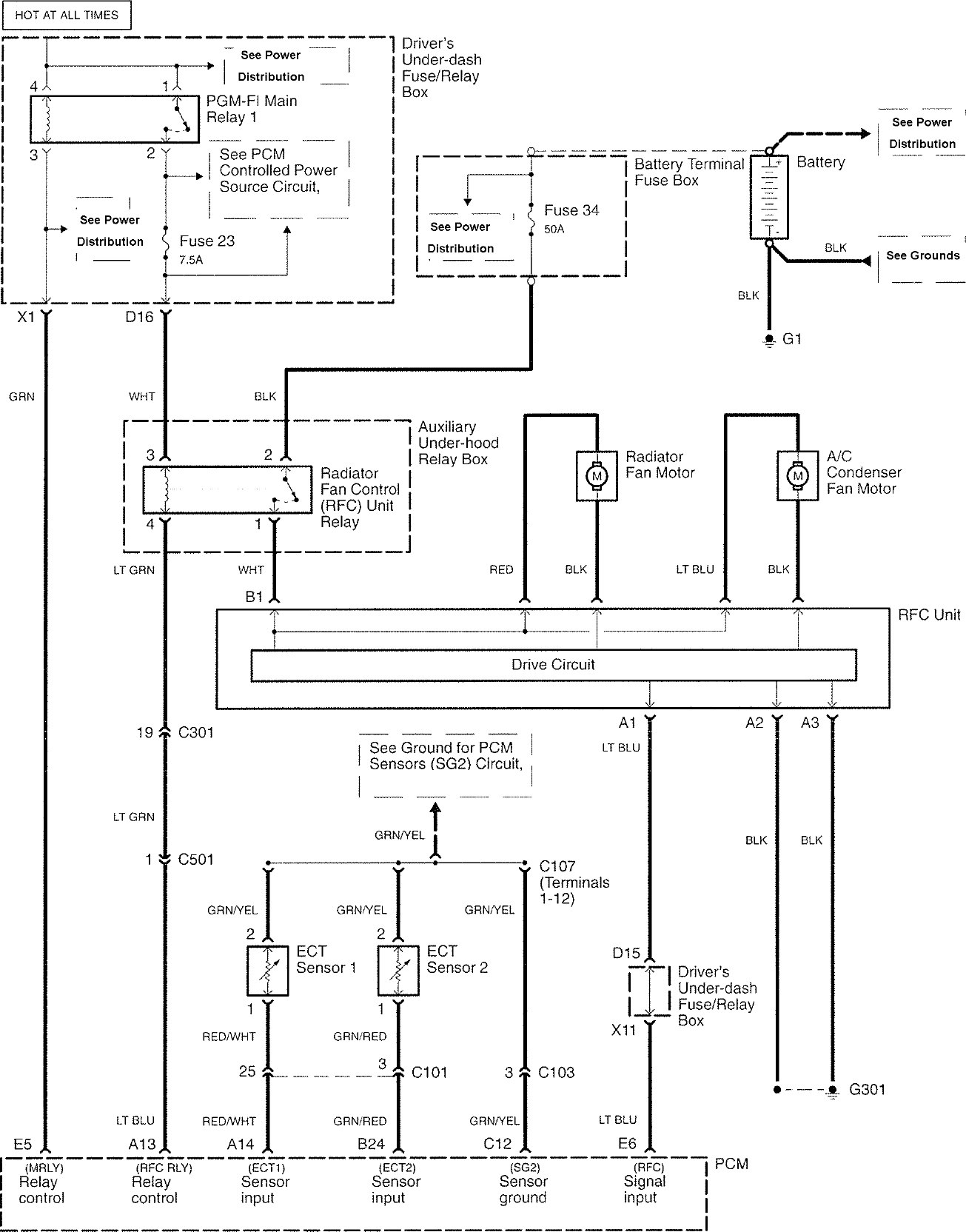 2003 Cadillac Escalade Wiring Diagram