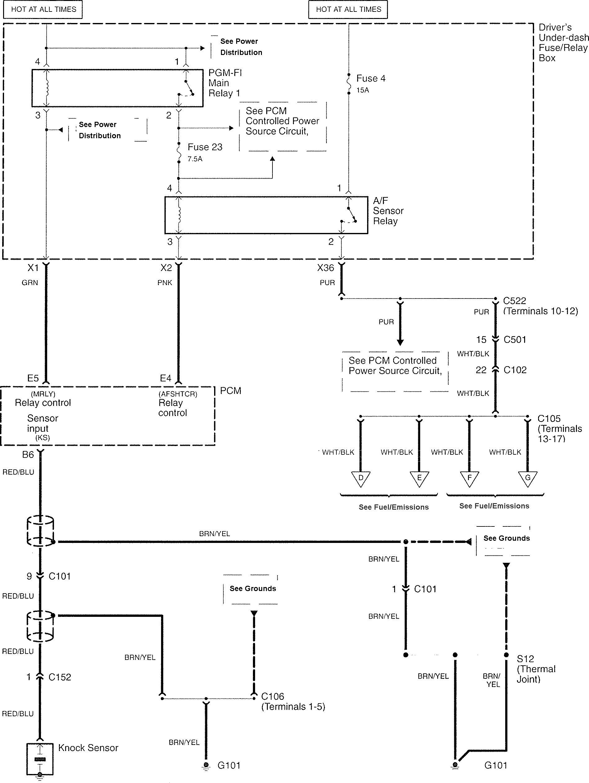 2007 acura rl wiring diagram wiring libraryacura rl wiring diagram fuel controls (part 6) acura rl (2007