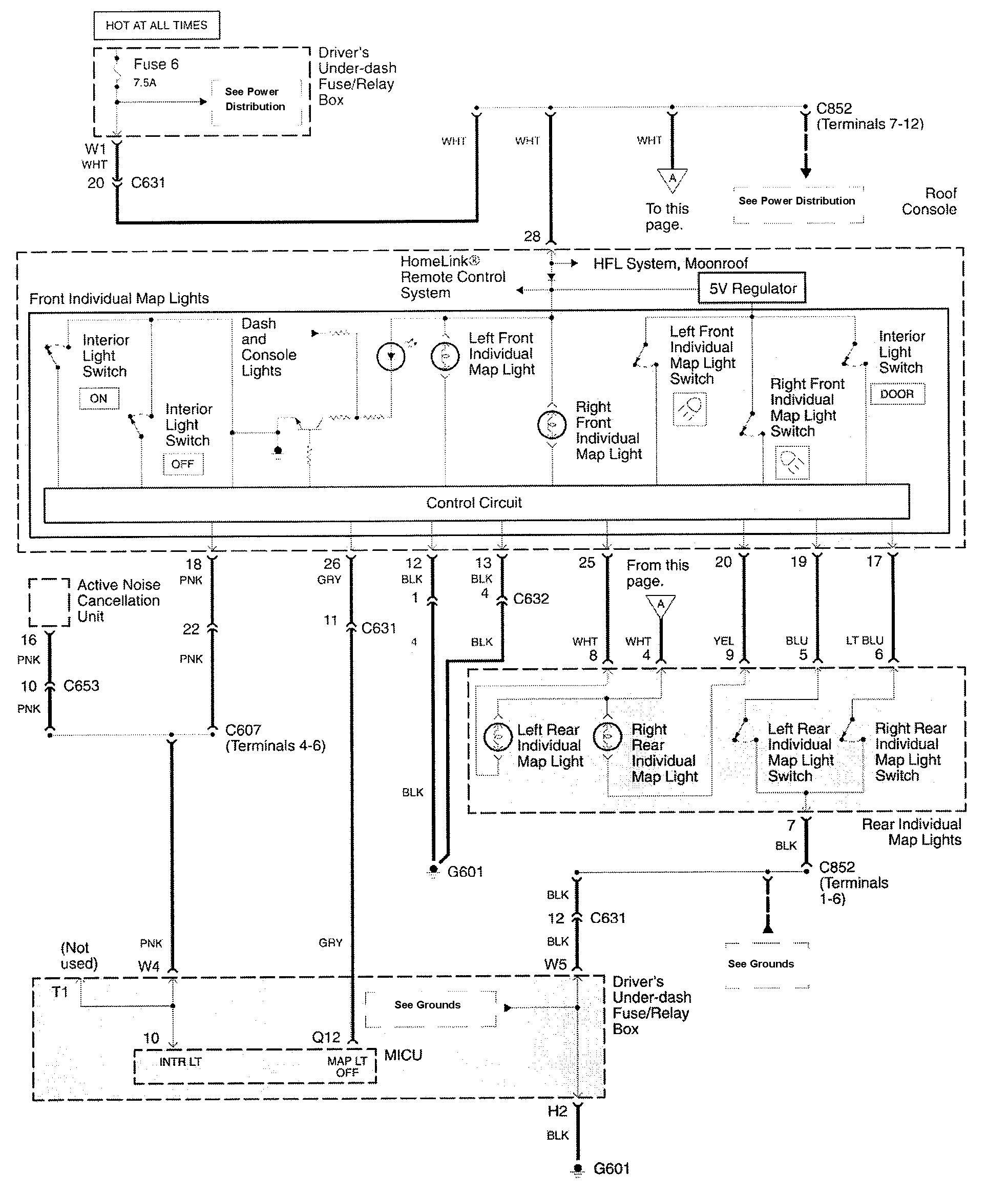 Image 14 Of 50 2005 Acura Rl Interior Pictures Cargurus Part 1990 Alfa Romeo Wiring Diagram 2009 Diagrams Lighting