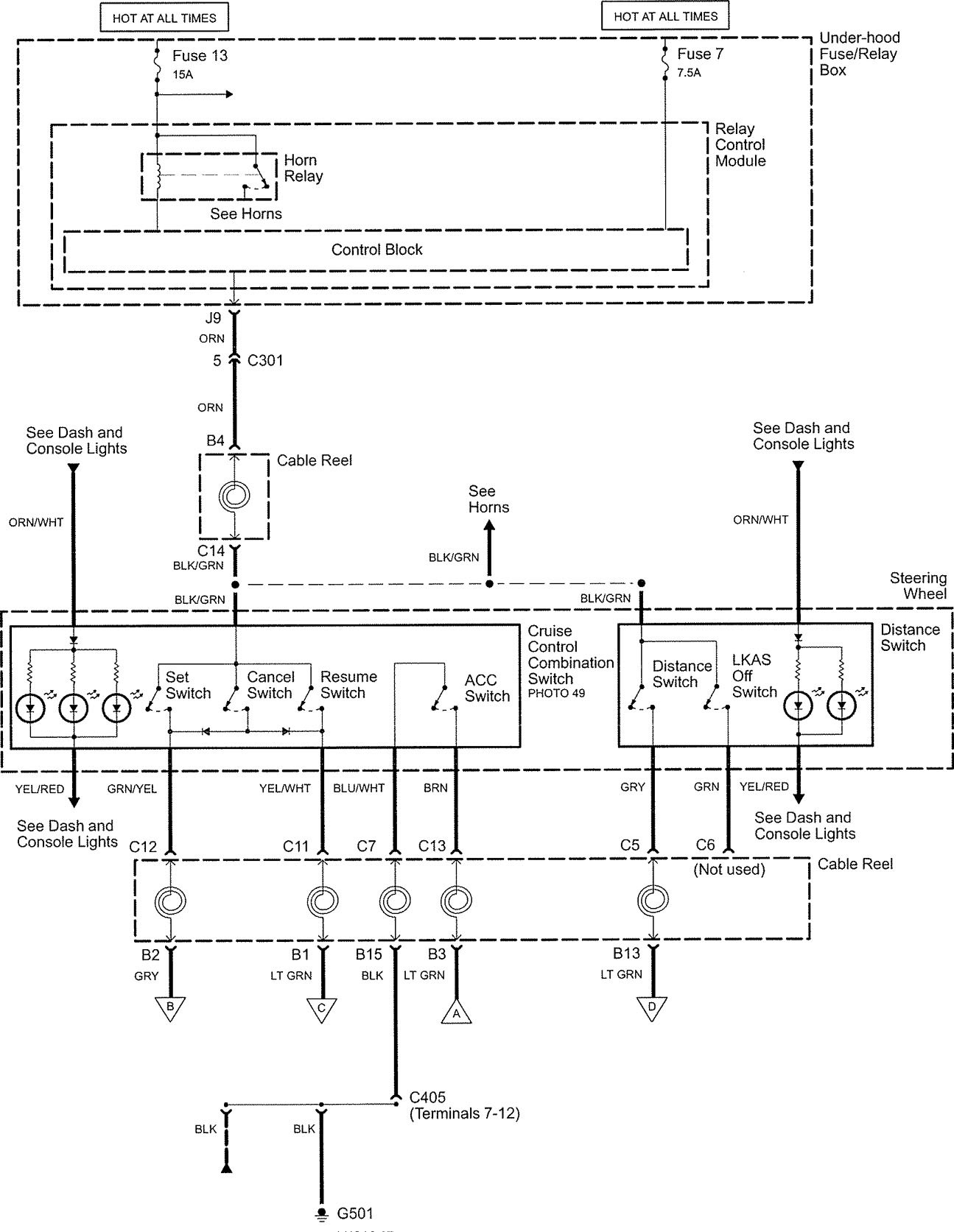 Speed Control Wiring Diagrams Acura Rl Diagram 2006 Controller Schematic
