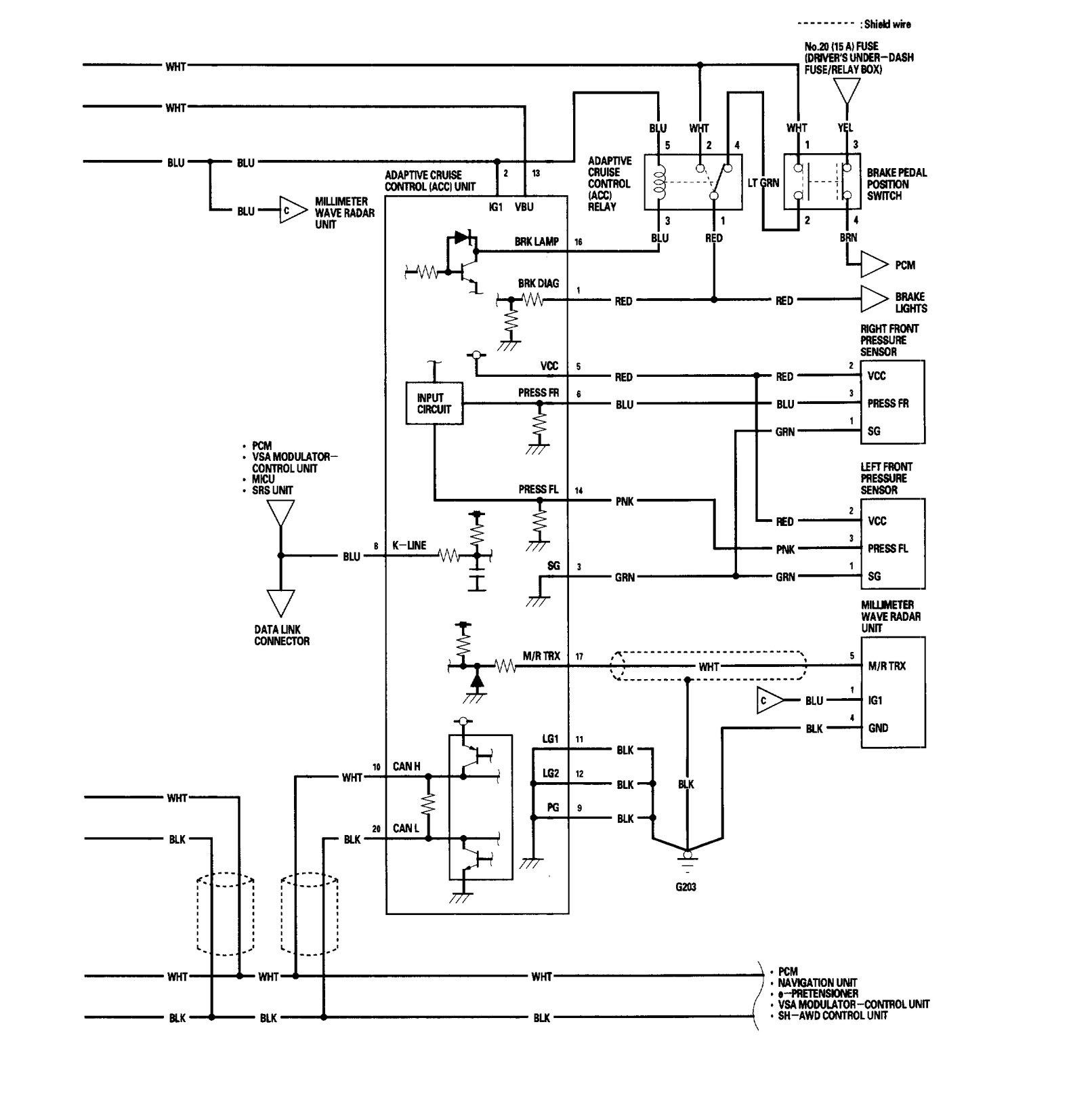 wiring harness diagram1996 toyota