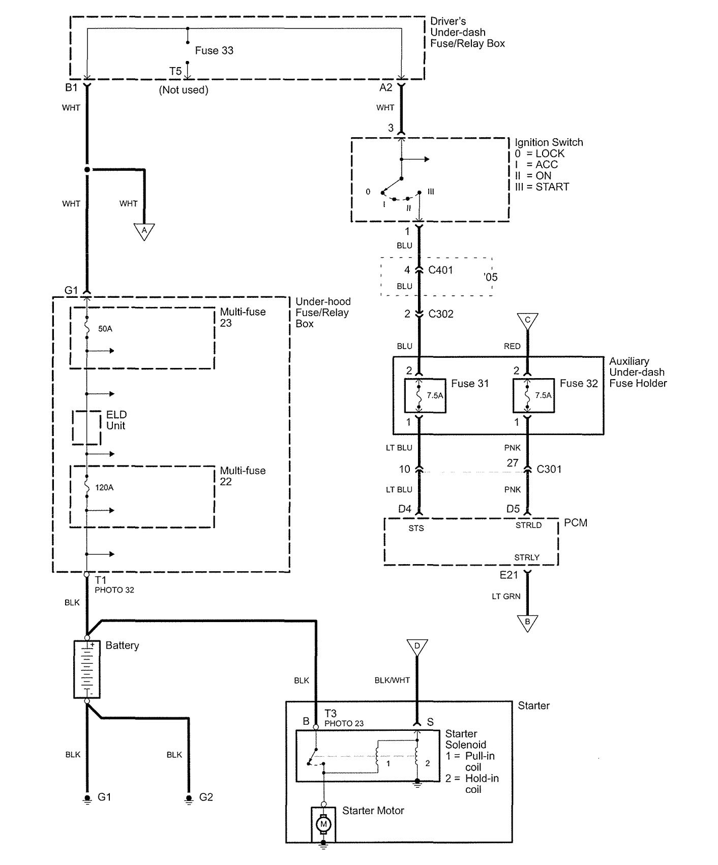 2006 Acura Rl Wiring Trusted Diagram For 1997 Diagrams Starting Carknowledge Custom