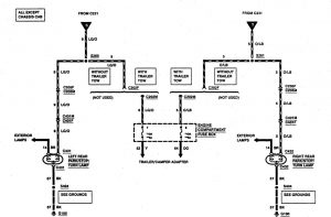 Ford F53 (1997) - wiring diagrams - stop lamp - Carknowledge.info | Ford F53 Chassis Wiring Diagram |  | Carknowledge.info