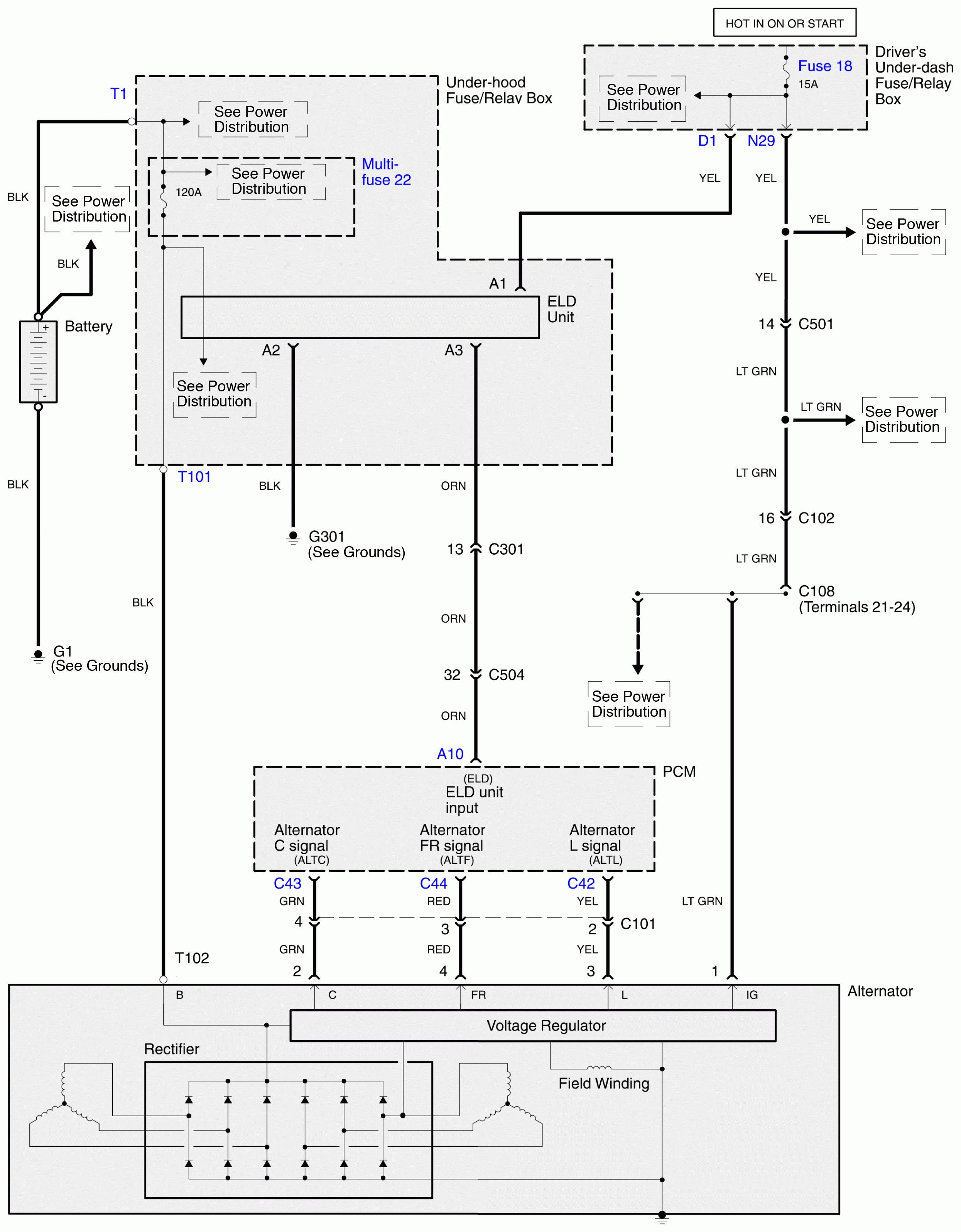 2004 ford taurus fuse box diagram pdf