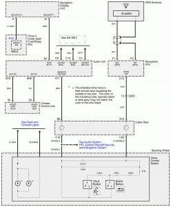 Acura RL - wiring diagram - HVAC controls (part 10)