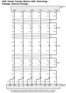 Acura RL - wiring diagram - navigation system