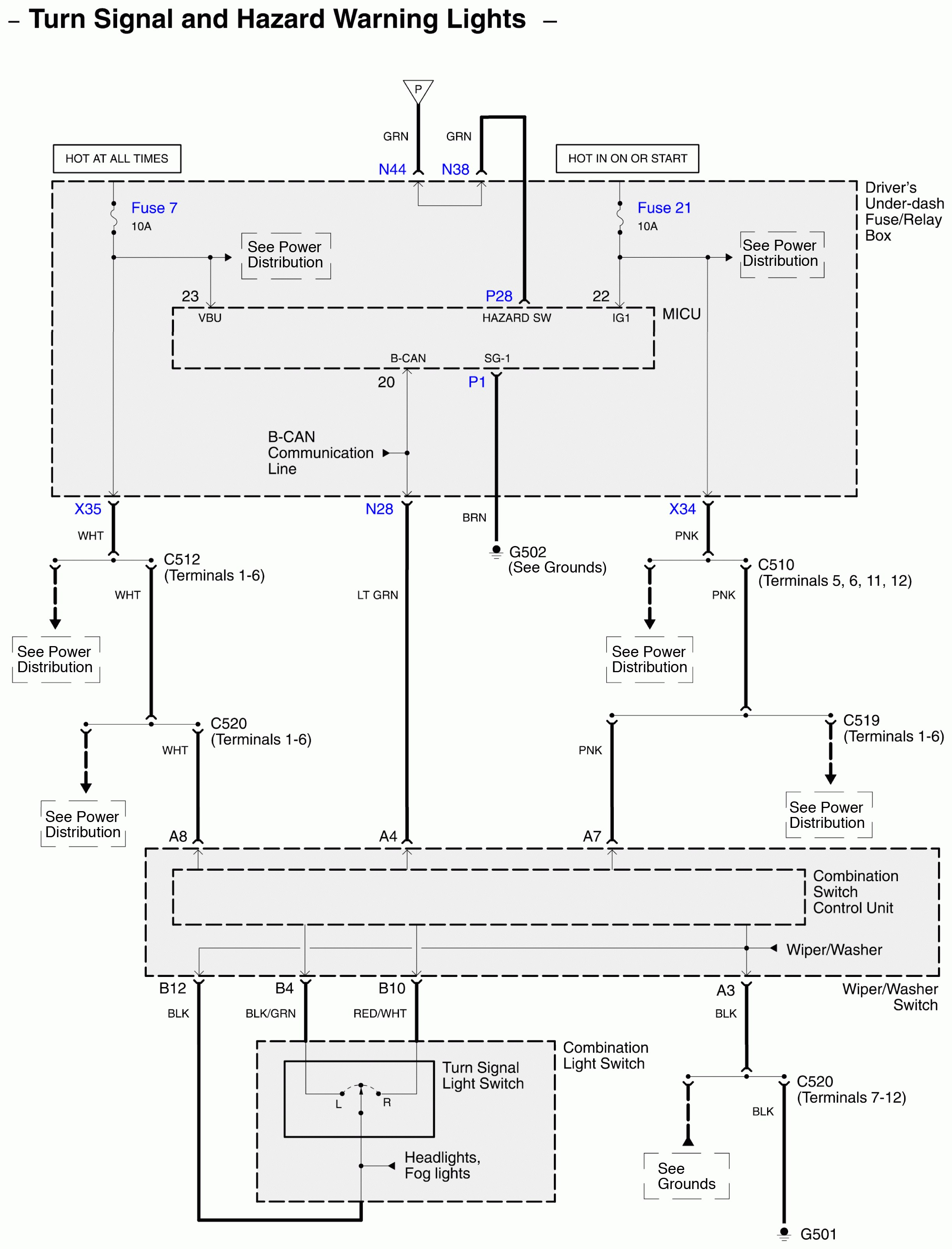 Acura Rl 2011 Wiring Diagrams Hazard Lamp Carknowledge