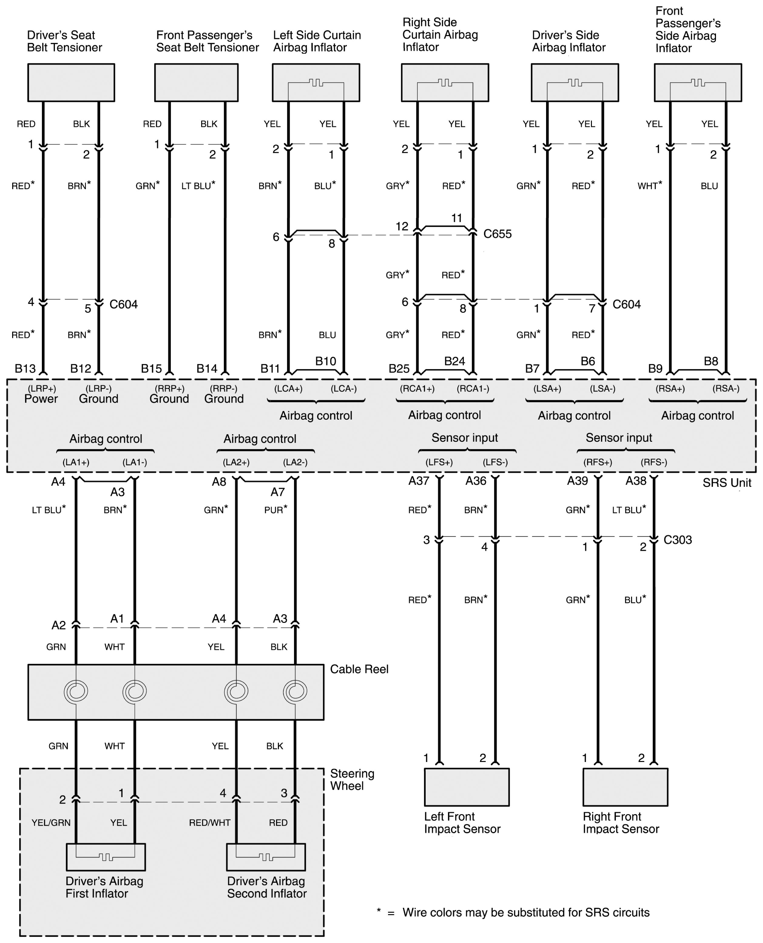 2008 Acura Rl Fuse Box Diagram on buick lacrosse antenna