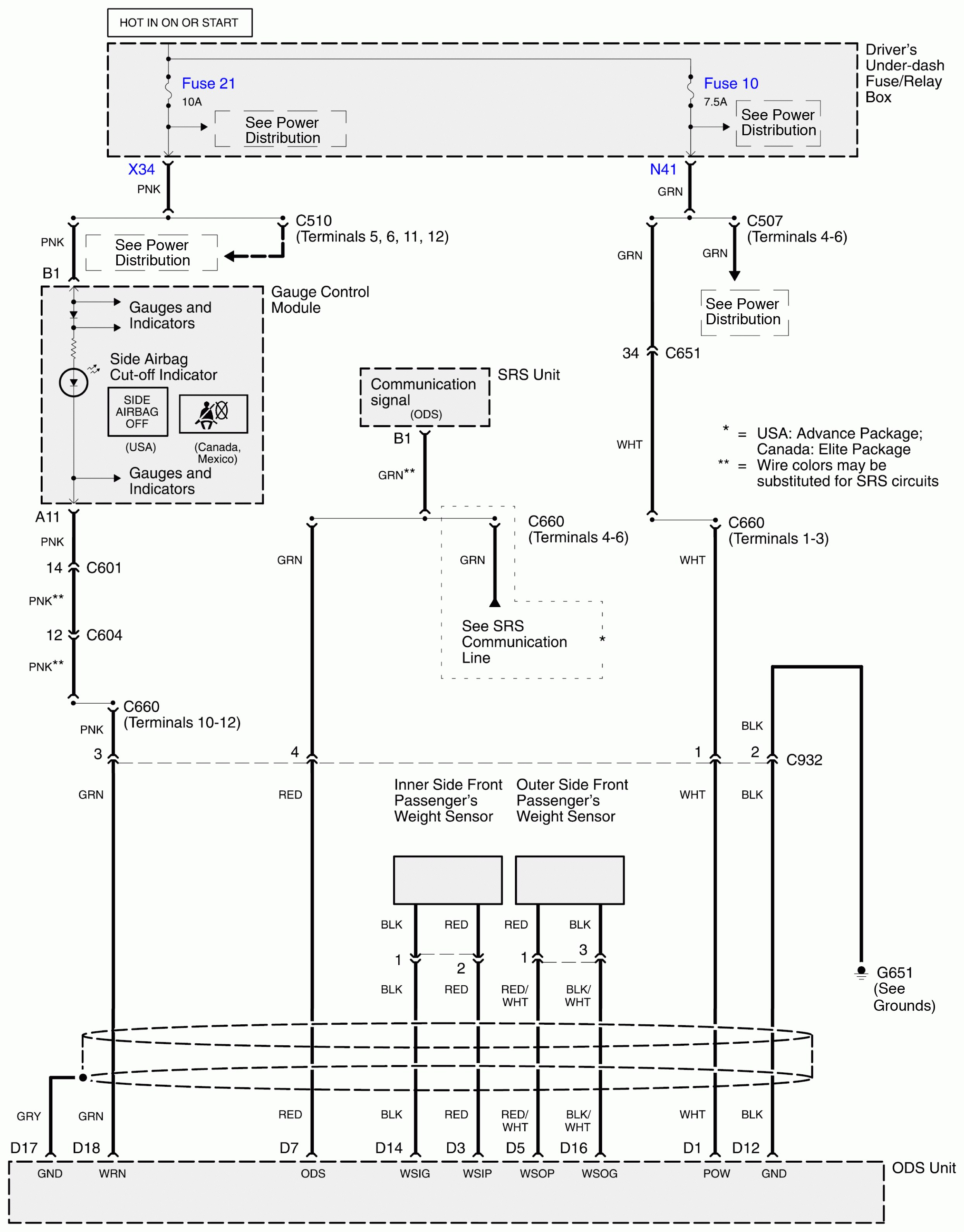 acura cl seat wiring firebird fuse box diagram detail